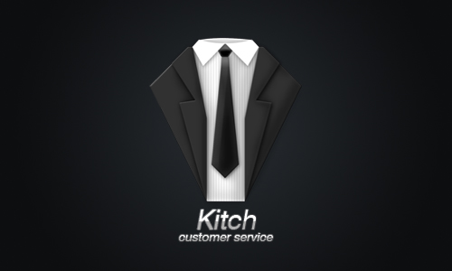 Kitch - Customer Service by anekdamian