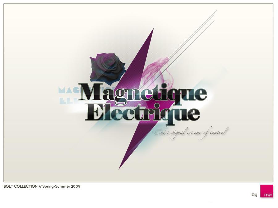 Magnetique Electrique by anekdamian