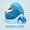 Twitter Bird by anekdamian