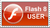 Flash 8 User Stamp by anekdamian