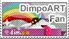 DimpoArt Fan Stamp by anekdamian
