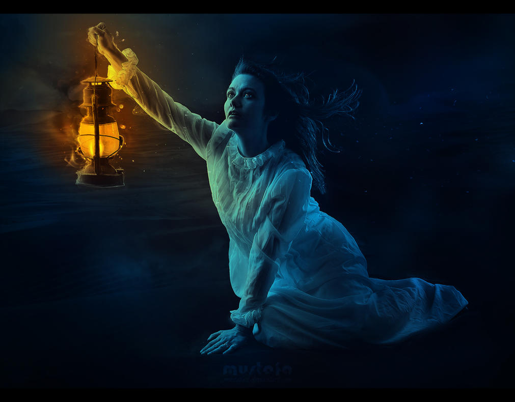 Blue_Night by QllM