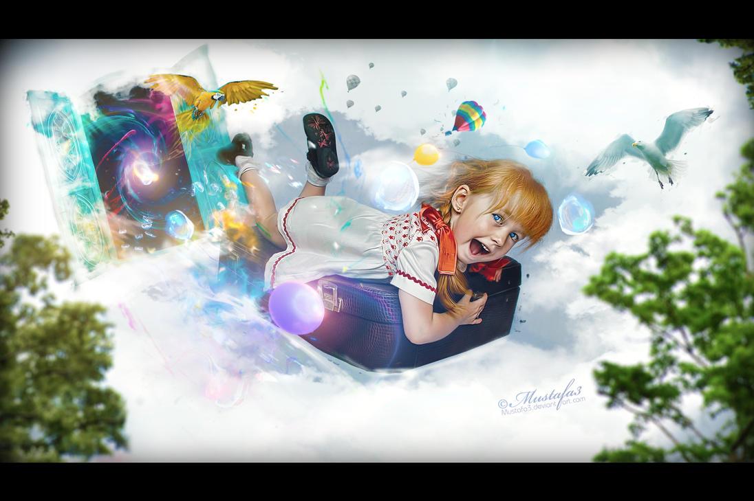 The magic window by QllM