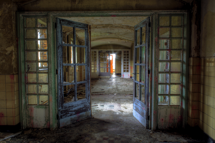 Urbex : Welcome to RTT Home by exkub