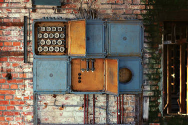 Urbex : Tile Factory 2 by exkub