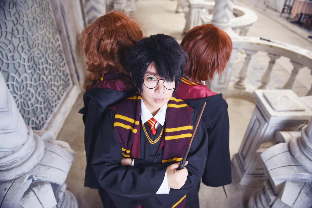 Harry Potter - The Chosen One by potter87