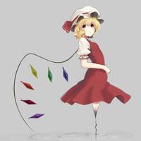Flandre Scarlet by white-pepper9