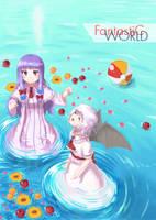 FantastiC WORLD by white-pepper9