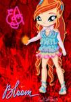 Bloom Chibi Enchantix by CoolCatFlora