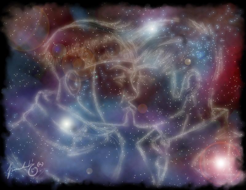 Written In the Stars by ForesakenFaerie