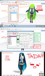 MMD how to add SPA+textures