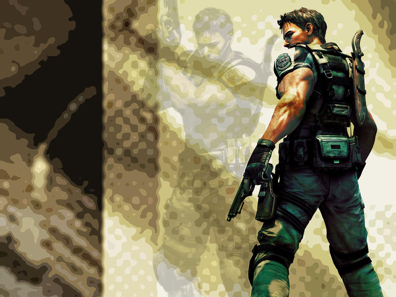 Chris_Redfield__Confrontation_by_Daxtah