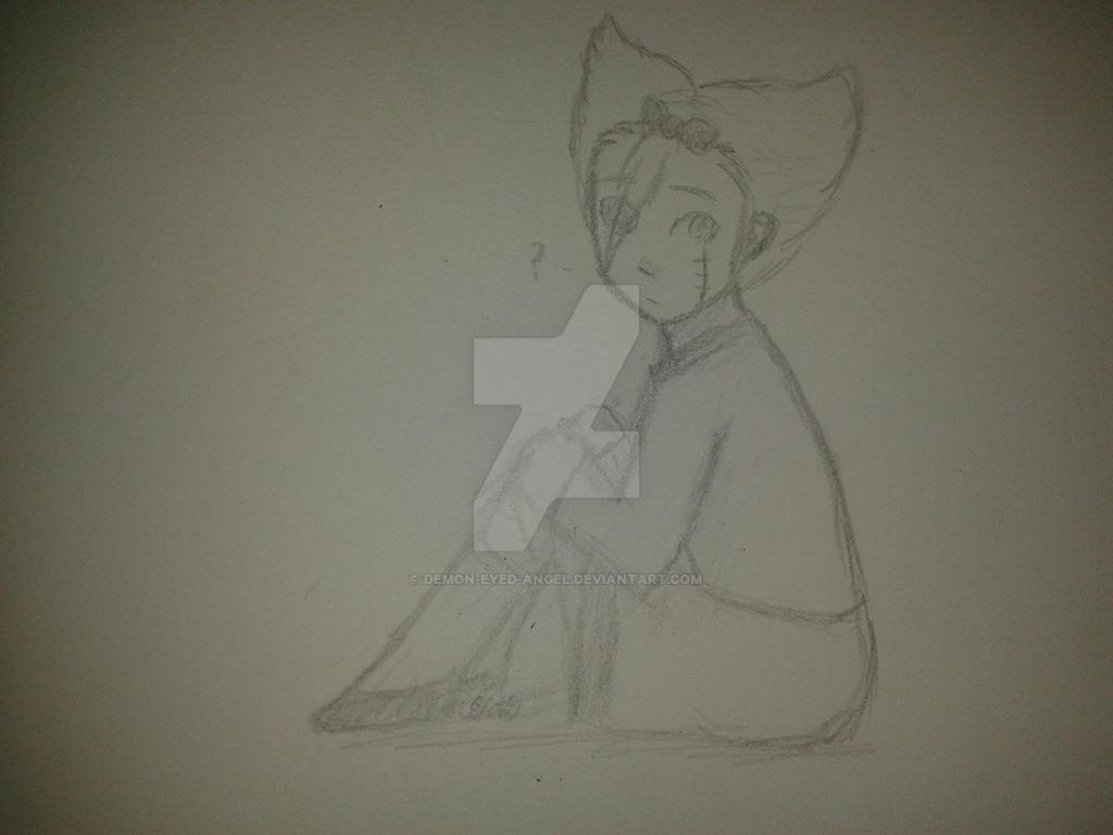 Grim tales MinnieMandy by Demon-eyed-Angel