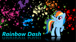 Rainbow Dash wallpaper v.2