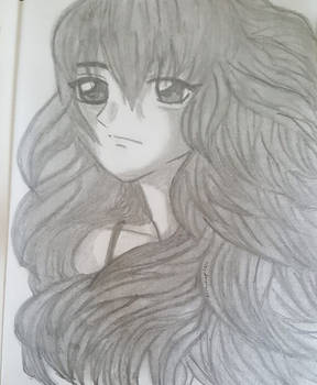 Animated Girl #2