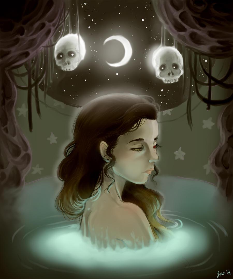 Lunar Melody by Jawsmin