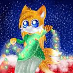 CG(2013): Christmas lights