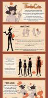 TinderCats Species Visual Guide