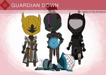 Guardian Down by KyokoVs