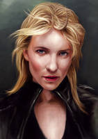 Cate Blanchett by TheStink411