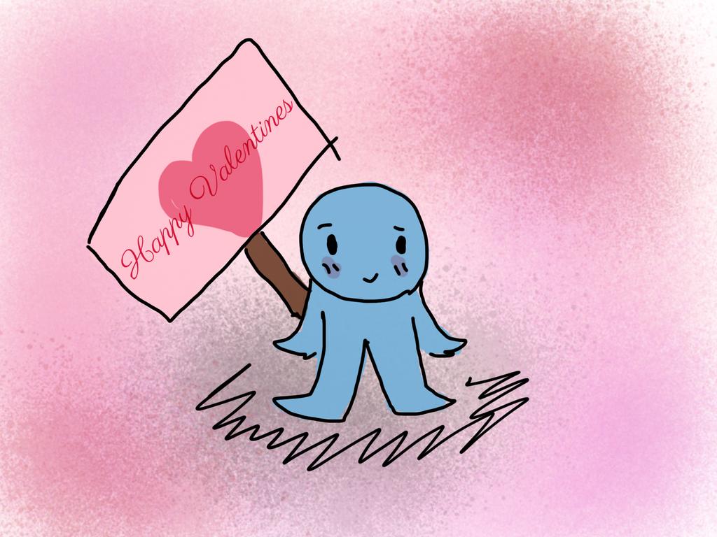 Happy Valentines (Day) by Pinkie---Dash