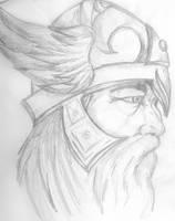 Viking - lapiz