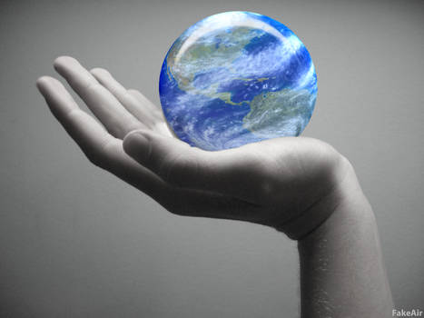 The World is in Your Hand