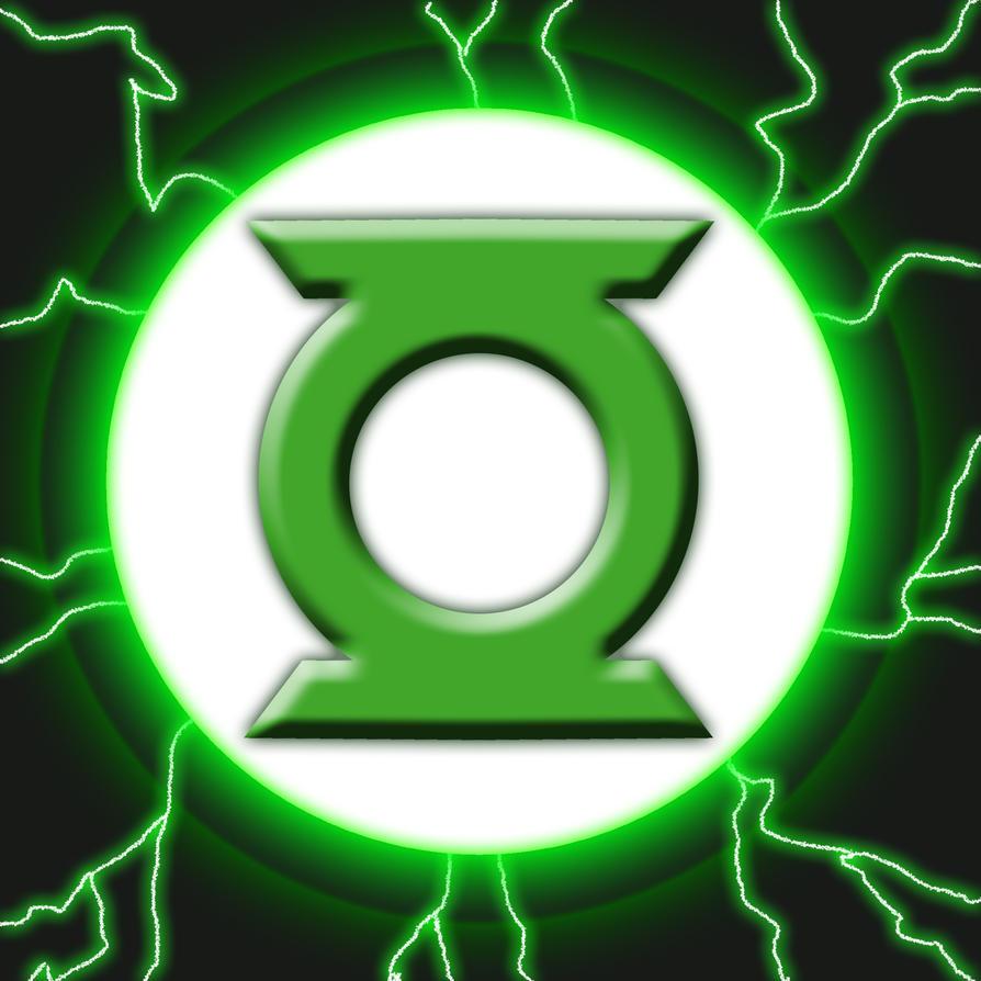 Green Lantern Superhero Coloring Pages