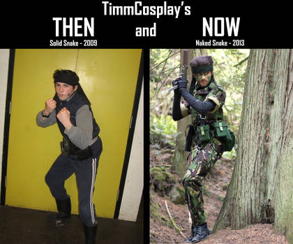 Then and Now 1 - Snake