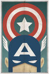 Captain America - Poster