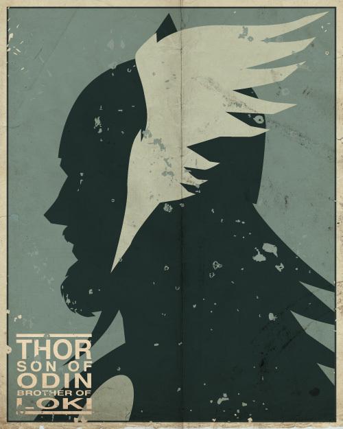 Thor by drawsgood