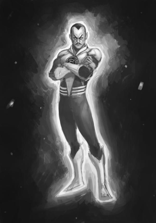 Sinestro by drawsgood