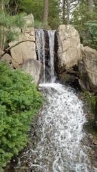 Water Falls, Manito Park