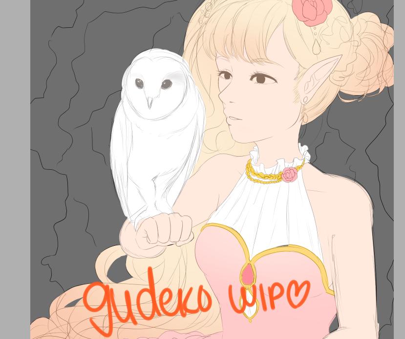Wip4 by gudeko