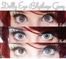[REVIEW] UNIQSO - Dolly Eye Blytheye Grey