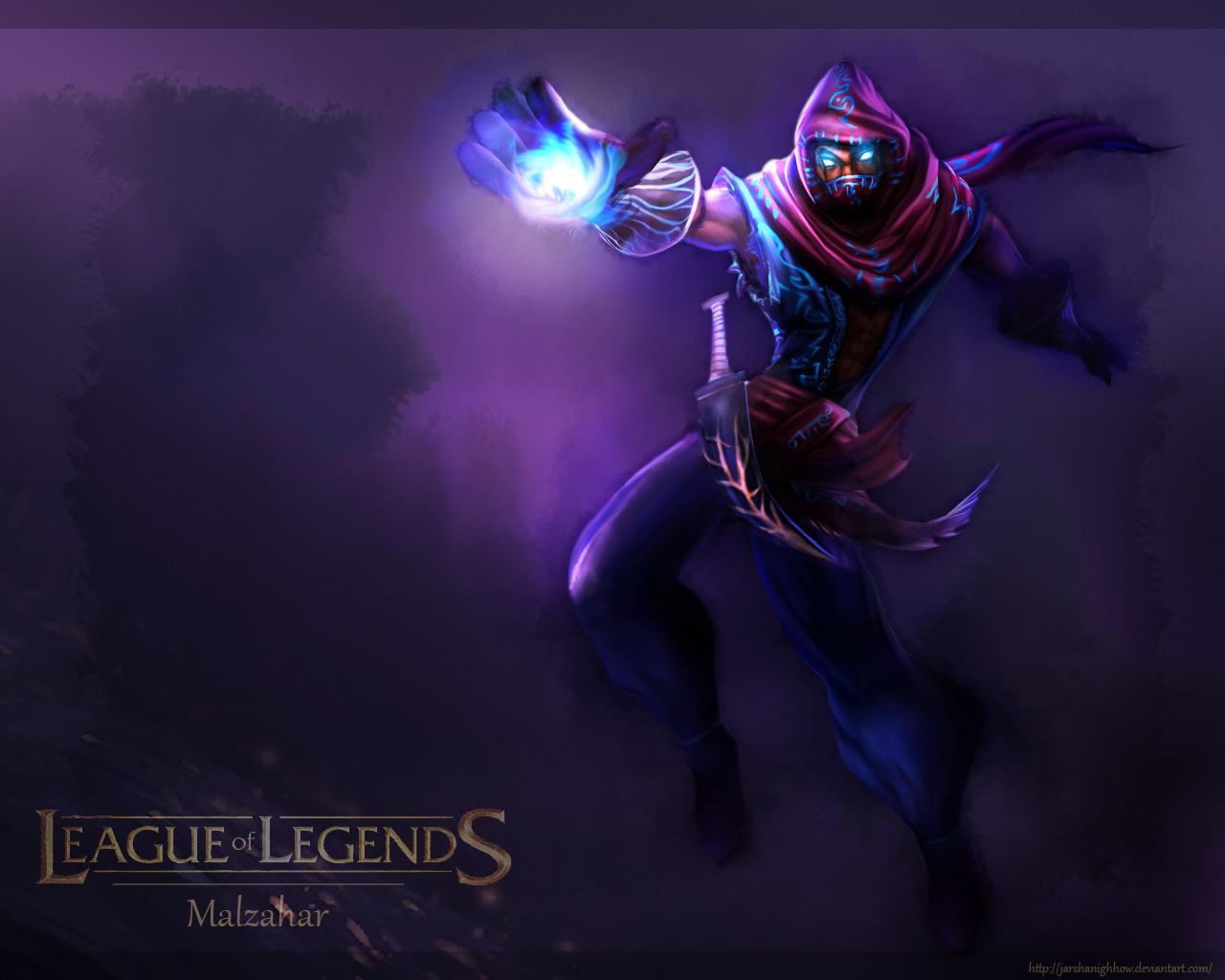 league of legends malzahar - photo #20