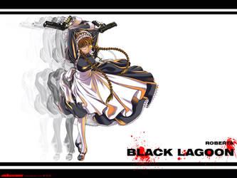 Roberta - Black Lagoon by ndox9
