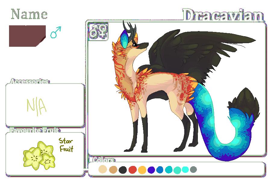 Dracavian by BlueAuraz