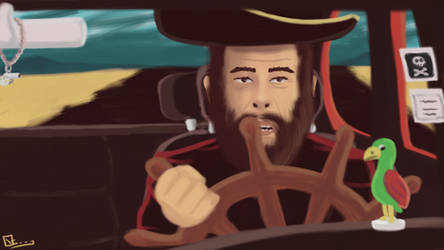 Pirates Of The Car