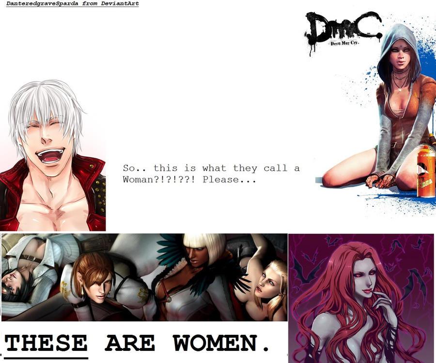 DmC vs Sexy Simbols from Devil May Cry by DanteRedgraveSparda