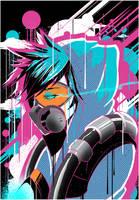 Graffiti Tracer by Vibratix