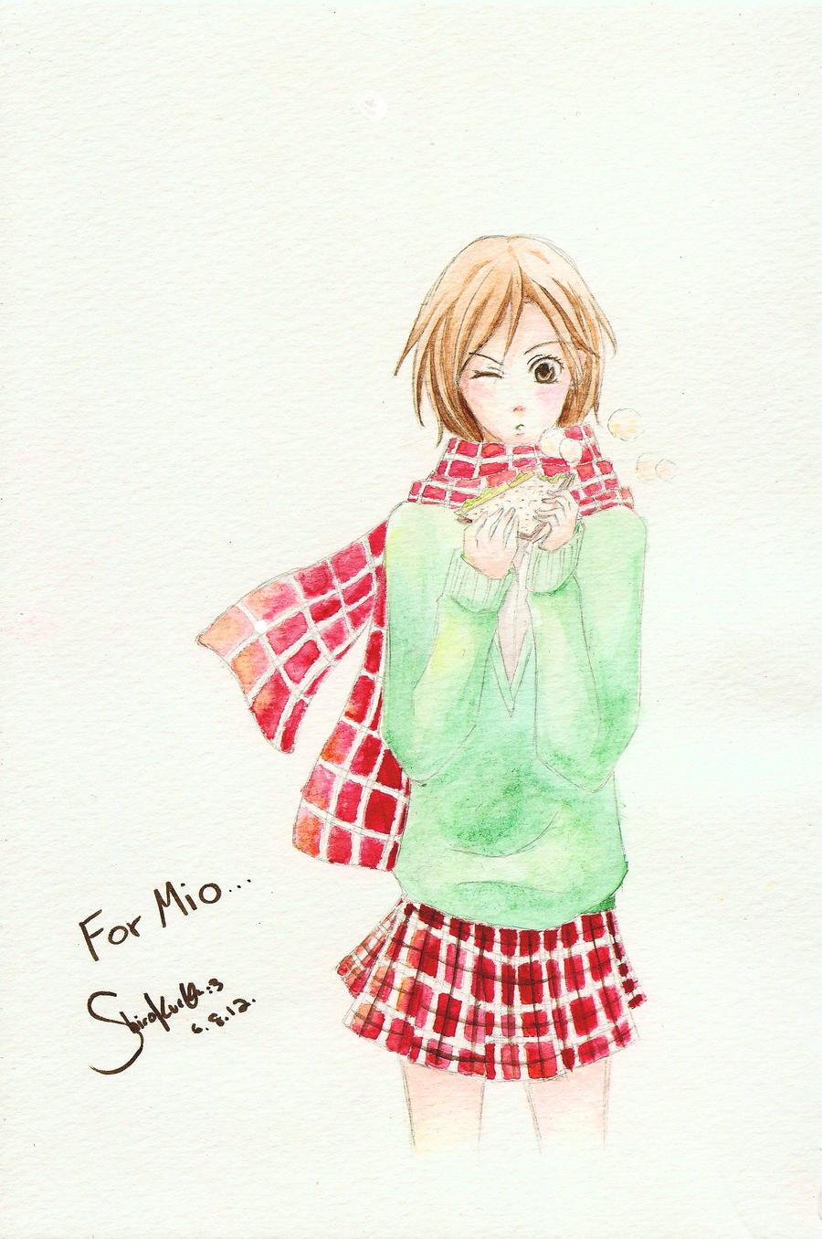 Mio by ShiroKur0