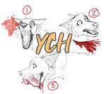 YCH- Bloody Headshots [CLOSED] Unlimited Slots