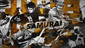 Samurai [w/ NAGI] - Wallpaper