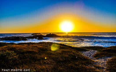 Monterey Bay, California !