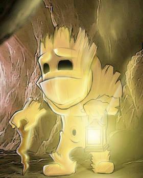 Cave monsta