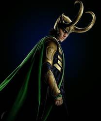 Loki by beth193