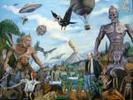 The World of Ray Harryhausen