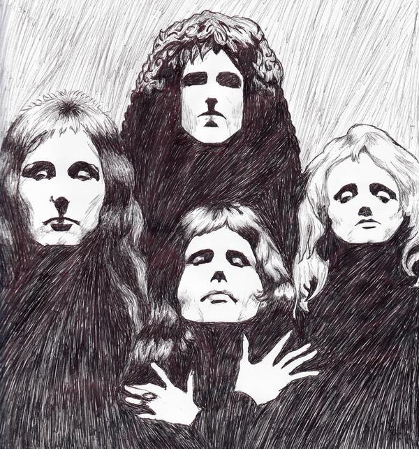 Queen's Rhapsody by LovelyAngie