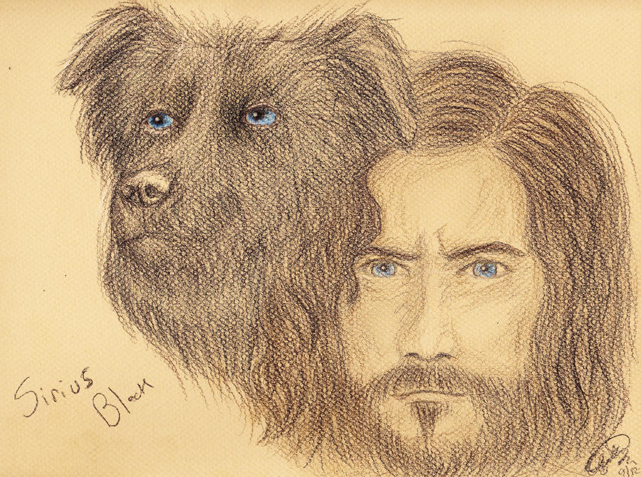 Sirius Black by LovelyAngie